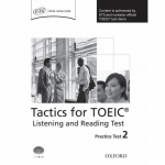 Tactics for TOEIC® Listening and Reading Test Pack