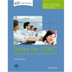 Tactics for TOEIC® Speaking and Writing Tests Pack