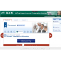 TOLPC - TOEIC® Official Learning and Preparation Course
